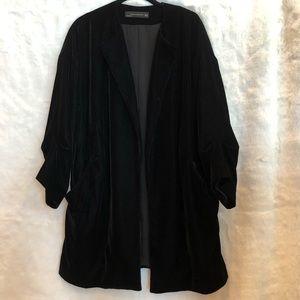 Zara Plush Jacket